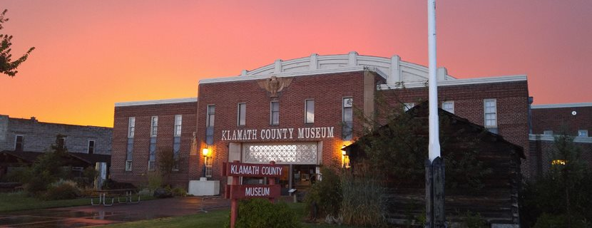Klamath County Museum (Submitted Photo).