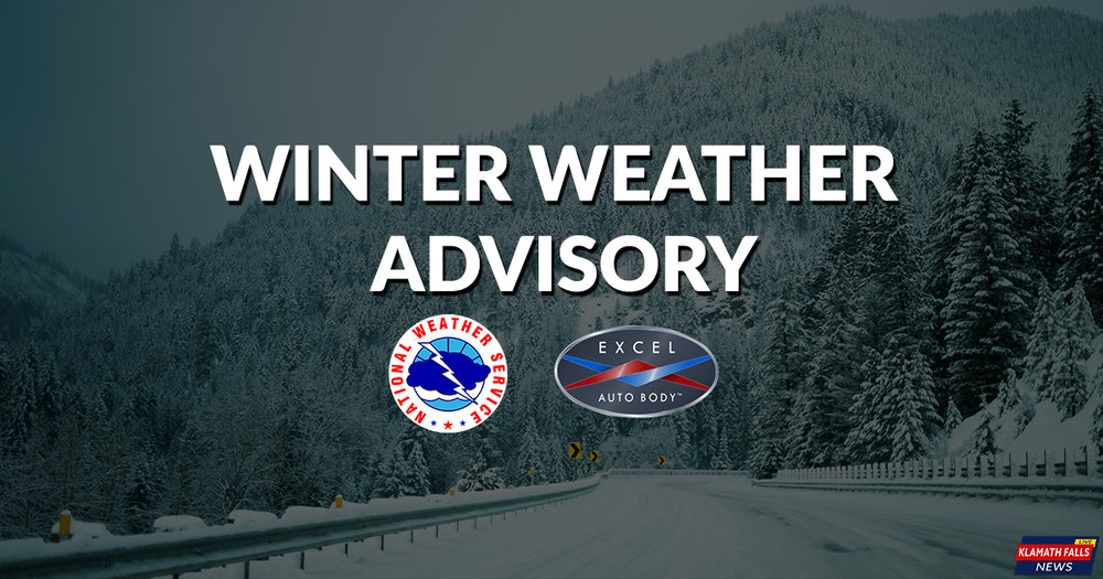 Winter Weather Advisory - November 1, 2017