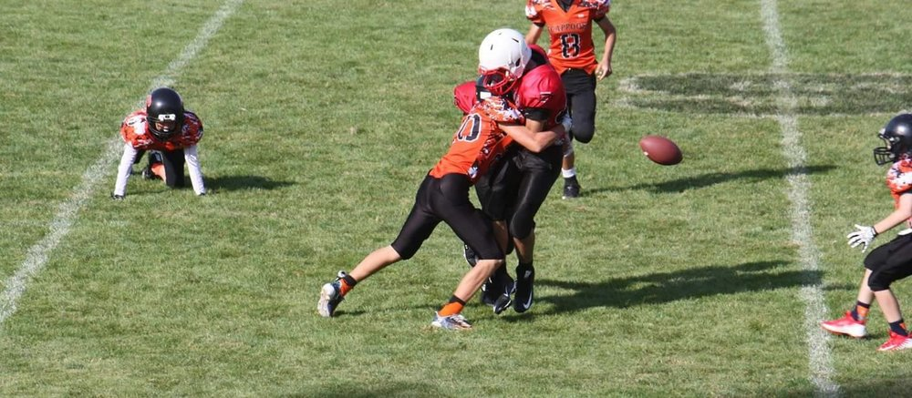7th grader Trey Dieringer from Scappoose has been invited to the Oregon All State Game! (Submitted Photo)