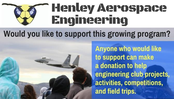 To donate, contact Kristi Lebkowsky at lebkowskyk@kcsd.k12.or.us, or call Henley High School at 541-883-5040.