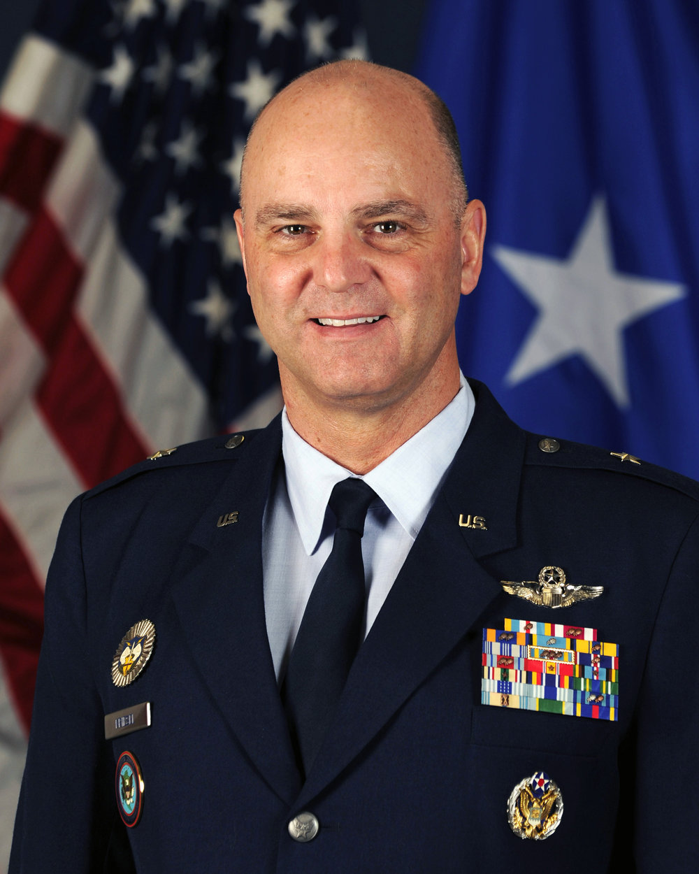 James R. Kriesel is scheduled to be promoted to the rank of brigadier general and will assume command of the Oregon National Guard's Air Component in a ceremony January 6, 2018 (Submitted Photo)