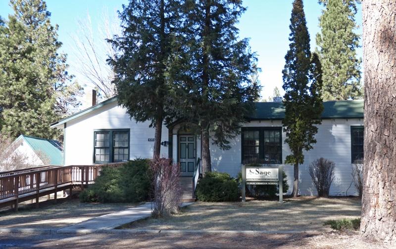Sage Community School. (File Photo)