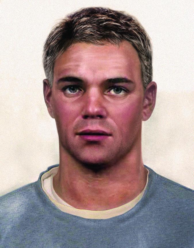 Busshcau, Age progression photo. (FBI)
