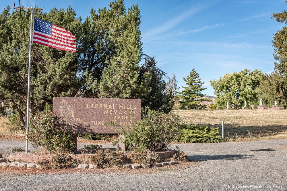 Eternal Hills Memorial Garden, File Photo (Brian Gailey)