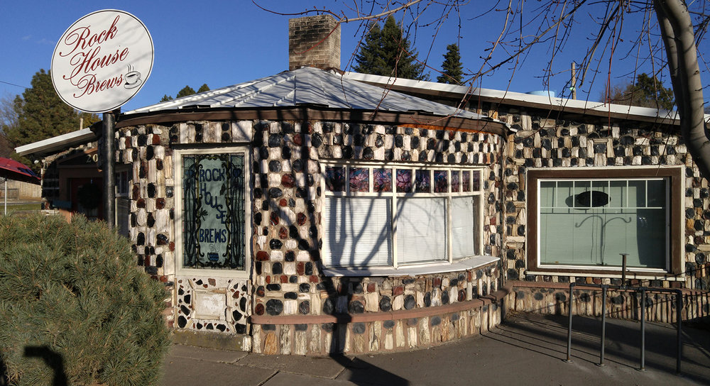 """A free tour of the """"rock house"""" on Biehn Street will be offered at 10 a.m. Saturday, Feb. 3, by the Klamath County Museum and the Klamath Rock and Arrowhead Club. (Submitted Photo)"""