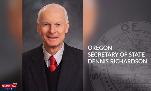 Dennis Richardson - Oregon SOS.jpg