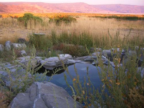 Summer Lake Hot Springs