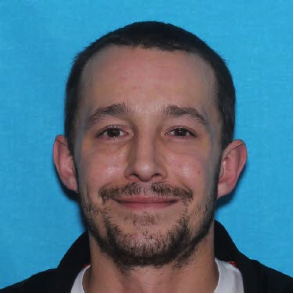 Lucas Randall DeYoung, Wanted by FBI