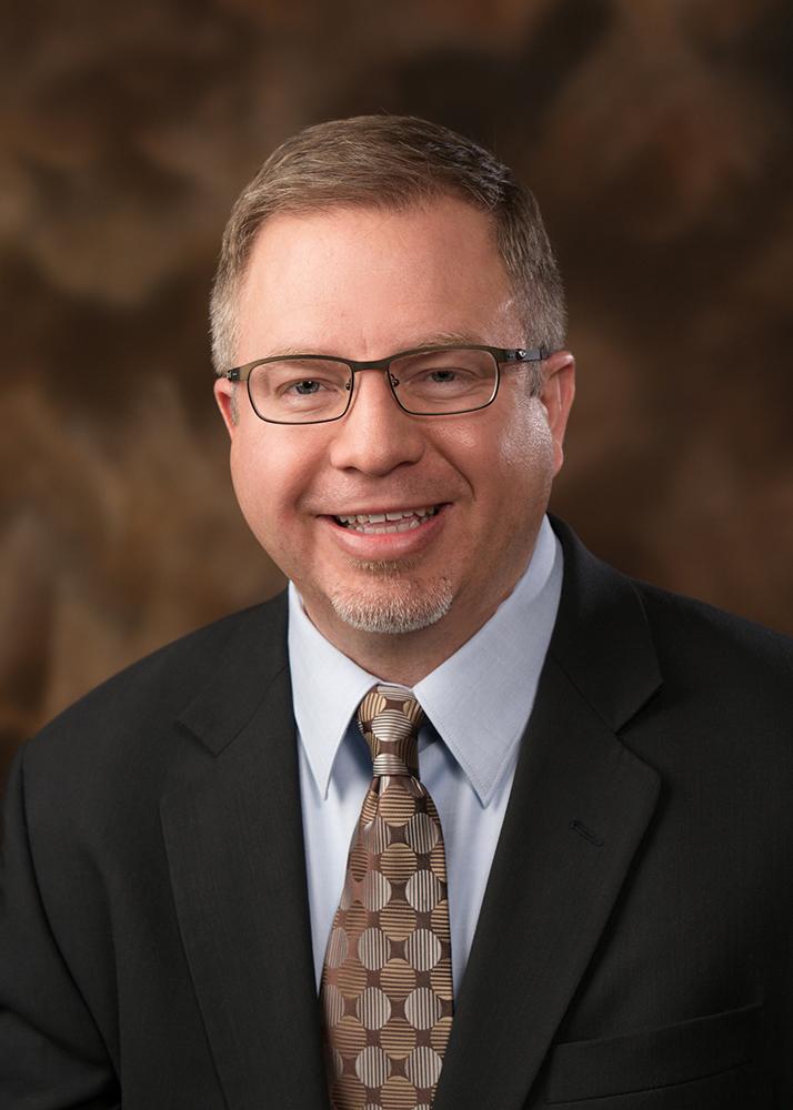 Representative E. Werner Reschke (R-District 56, Klamath Falls)