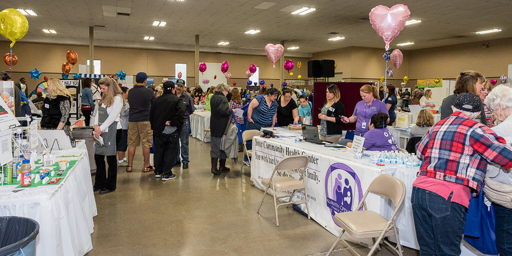 20th Annual Sky Lakes Health Fair, Saturday, March 3, 2018. (Sky Lakes / Brian Gailey)