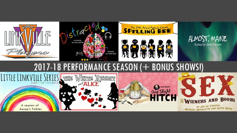 2017-18 Linkville Players performance season, (Linkville Players Facebook)