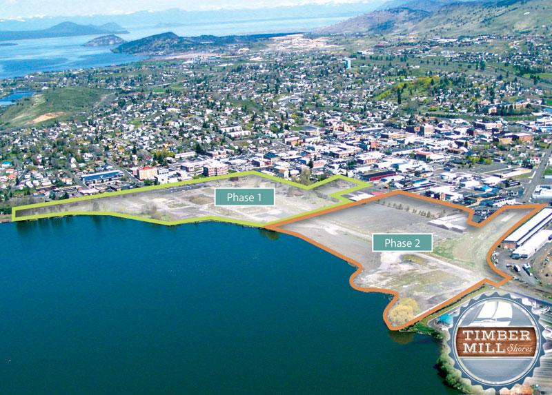 TimberMill Shores Development