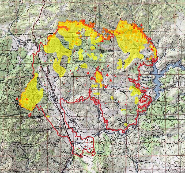 Klamath Falls News Wildfire Update Klamathon Fire Am Update July