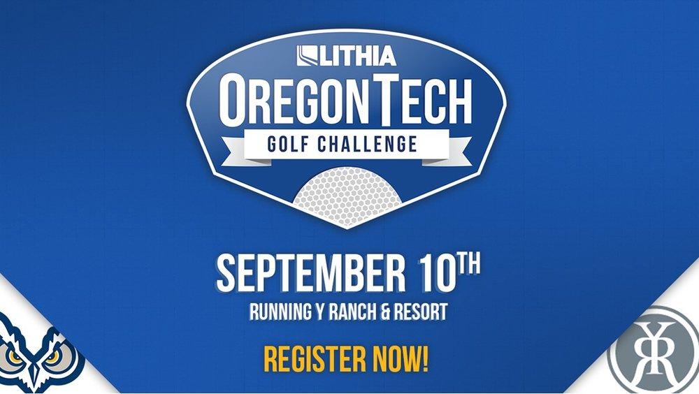 Oregon Tech To Host 11th Annual Lithia Golf Challenge Klamath