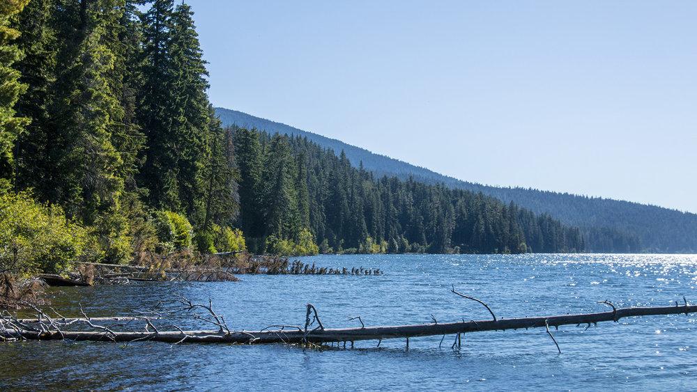 Odell Lake. (Image: Lessa Clayton,  Flickr )