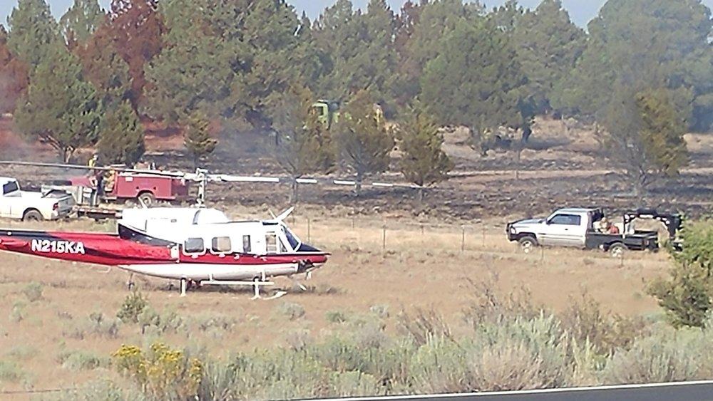 Muddy Creek Fire (SCOFMP)
