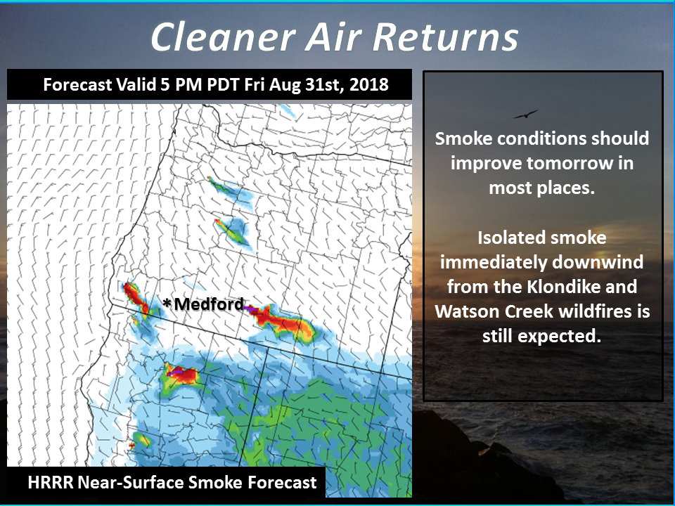 Klamath Falls News — Air Quality Forecast Favorable for the Long on corvallis or map, milton freewater or map, culver or map, lake county or map, douglas county or map, waldport or map, medford or map, mitchell or map, eugene or map, lane county or map, brookings or map, bend or map, roseburg or map, tidewater or map, huntington or map, hermiston or map, hood river or map, lakeview or map, boring or map, prineville or map,
