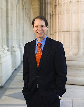 Ron Wyden, US Senator (D-Oregon)