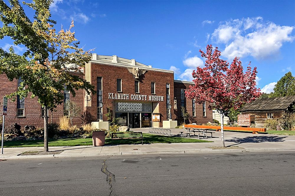 Klamath County Museum.