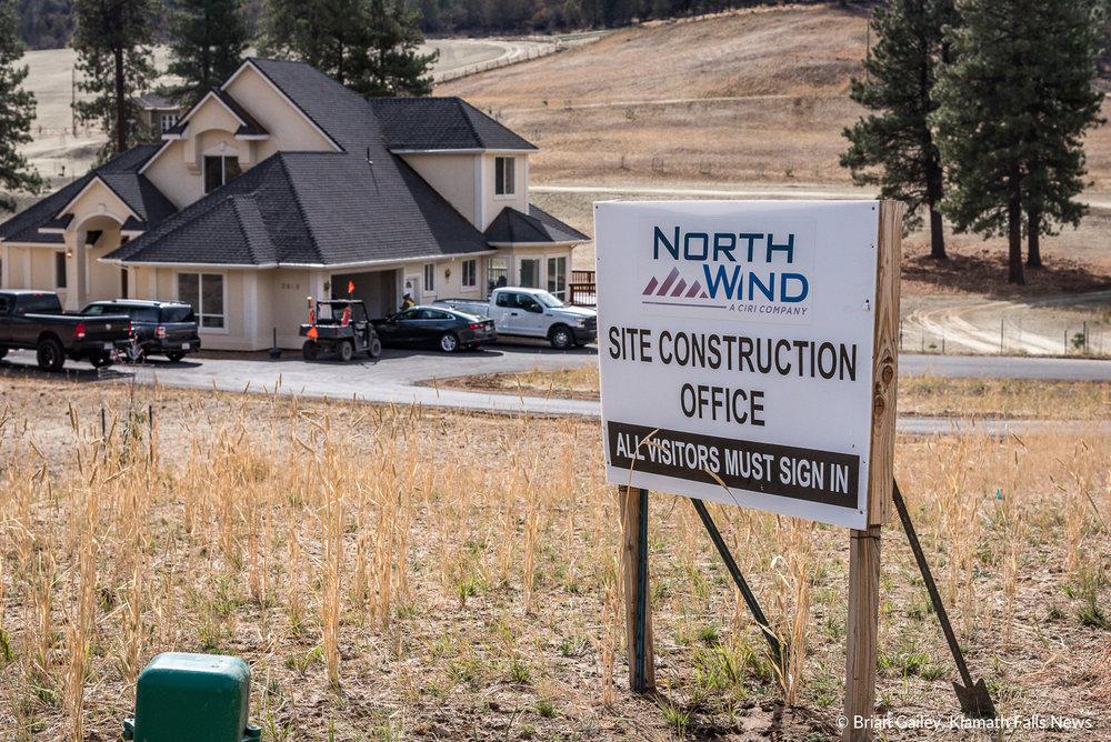 NorthWind Construction Office, North Ridge Estates