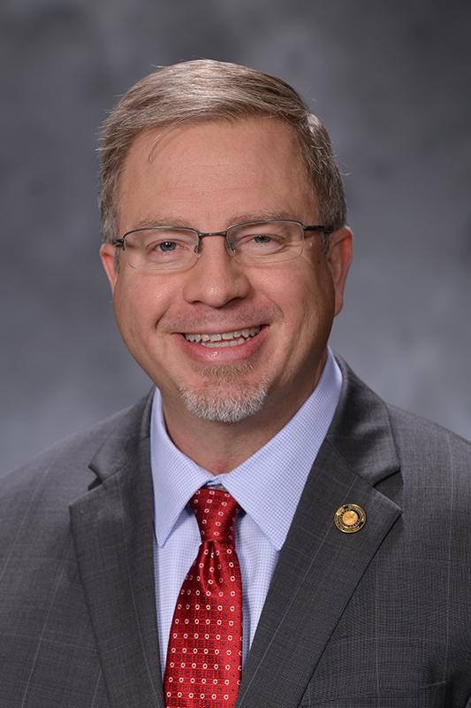 E. Werner Reschke, Oregon State Representative, House District 56