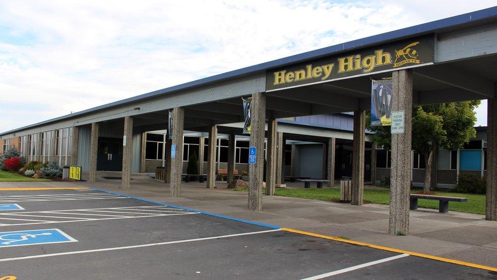 File Photo, Henley High School (KCSD)