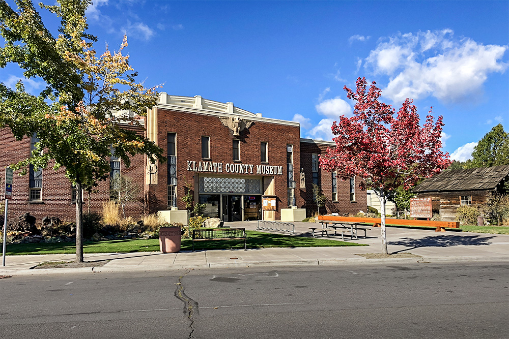 File Photo - Klamath County Museum (Brian Gailey)