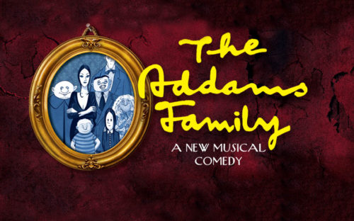 Open auditions for The Adams Family, A New Musical Comedy