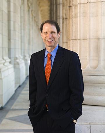 US Senator Ron Wyden (D-Oregon)
