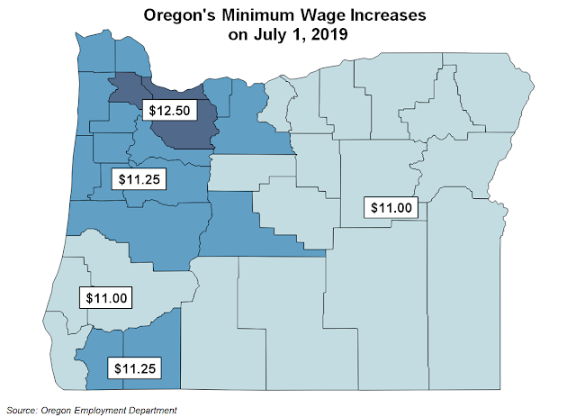 Klamath Falls News — Oregon Minimum Wage increases on July 1 on crater lake oregon map, lonerock oregon map, london oregon map, john day oregon map, portland oregon map, salem oregon map, bangor oregon map, medford oregon map, grants pass oregon map, new pine creek oregon map, collier memorial state park oregon map, altamont oregon map, tillamook oregon map, nestucca river oregon map, monmouth oregon map, wilmington oregon map, roseburg oregon map, columbia oregon map, southwest oregon map, eugene oregon map,