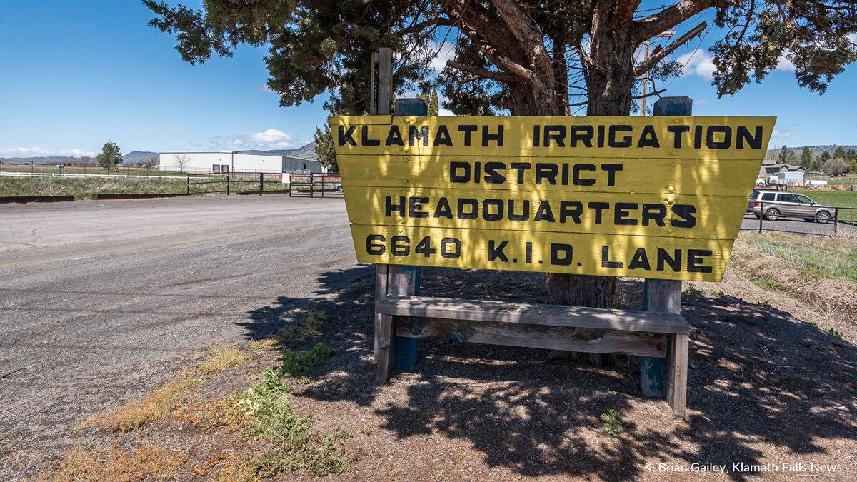Klamath Irrigation District scores water rights win - Klamath Falls News