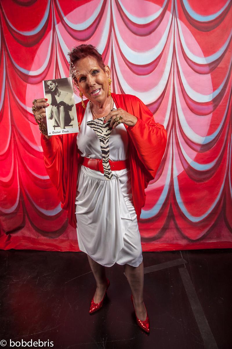 Georgette Dante  BHOF 2015