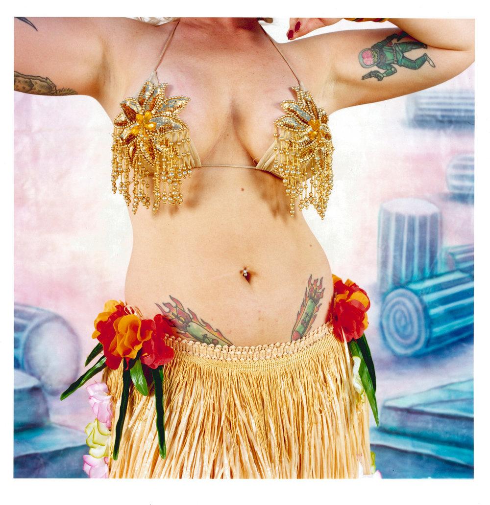 Mimi La Meaux  Exotic World 2003