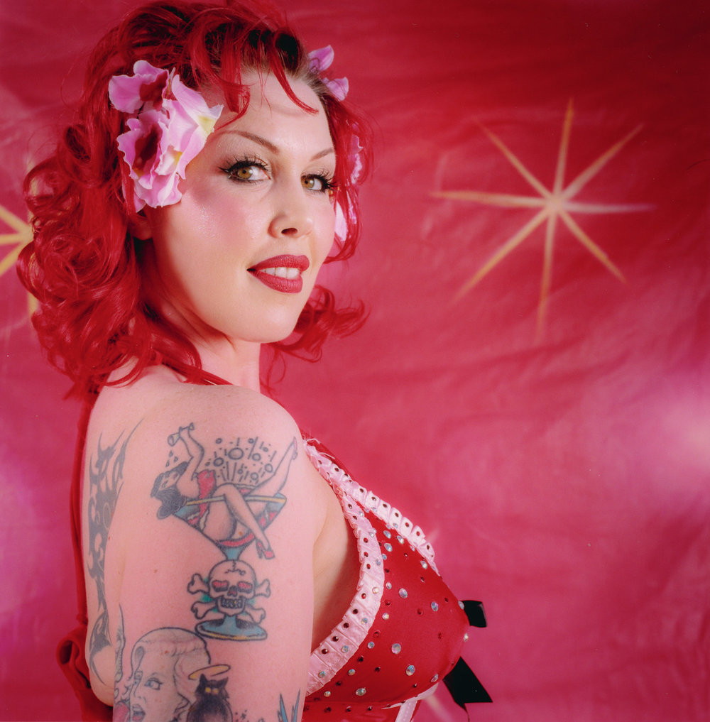 Mimi Le Meaux  Exotic World  2004