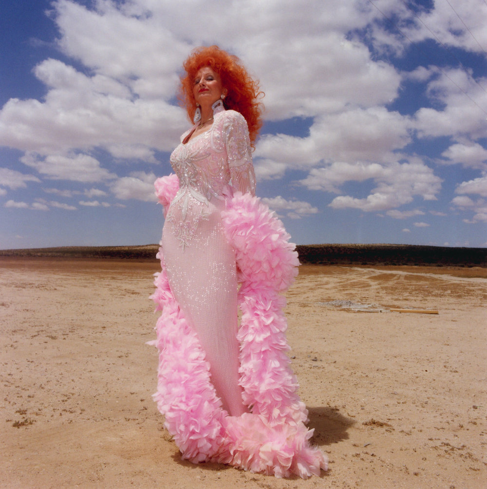 Tempest Storm  Exotic World 1996
