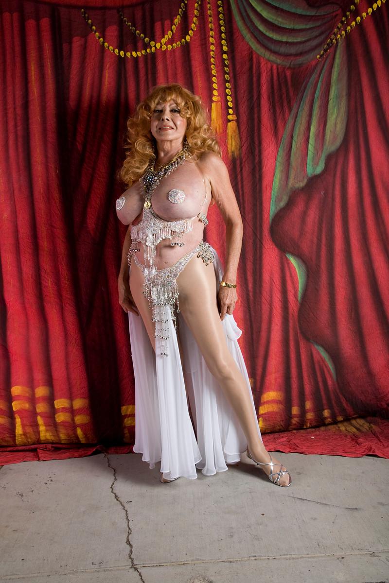 Gina Bon Bon exotic world 2010 plaza hotel