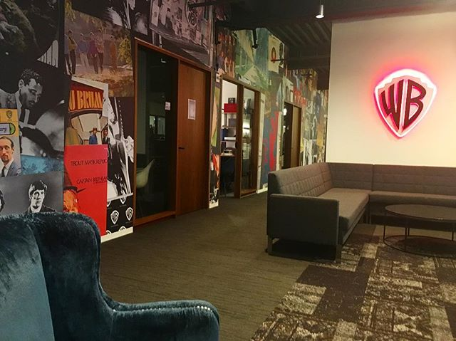 Good morning from the NYC office of #warnerbrosrecords ✨what are you up to today?