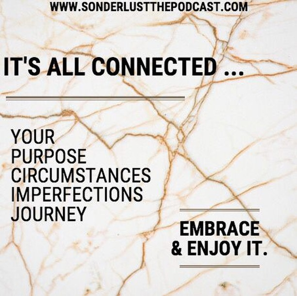 """""""Contentment is the idea of accepting that sometimes we walk through valleys, but we're okay with where we're at because we choose to believe in the connectedness in all of it."""" Join Sarah on her journey as she tries to appreciate the valleys, and the mountains alike, check out Sonderlust the podcast. We recommend if you are new to the show that you start at the very beginning. Good luck finding your bliss and thanks for listening (new episodes available every other Tuesday)."""