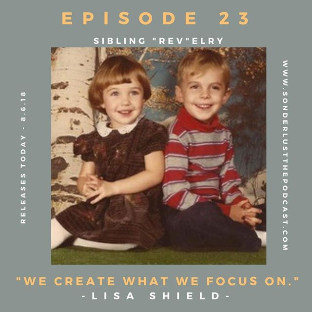 EPISODE 23- SIBLING (REV)ELRY: After almost a year of gathering information, it's time for Sarah to take action on transforming her life away from Sonderlust. During this transformation, Sarah seeks help from the one person who knows her better than she knows herself. Jonathan, her big brother, her first friend and her closest confidant joins us on Episode 23 as he walks with Sarah through this awkward journey that is dating. #Sonderlust #Dating #Transformation