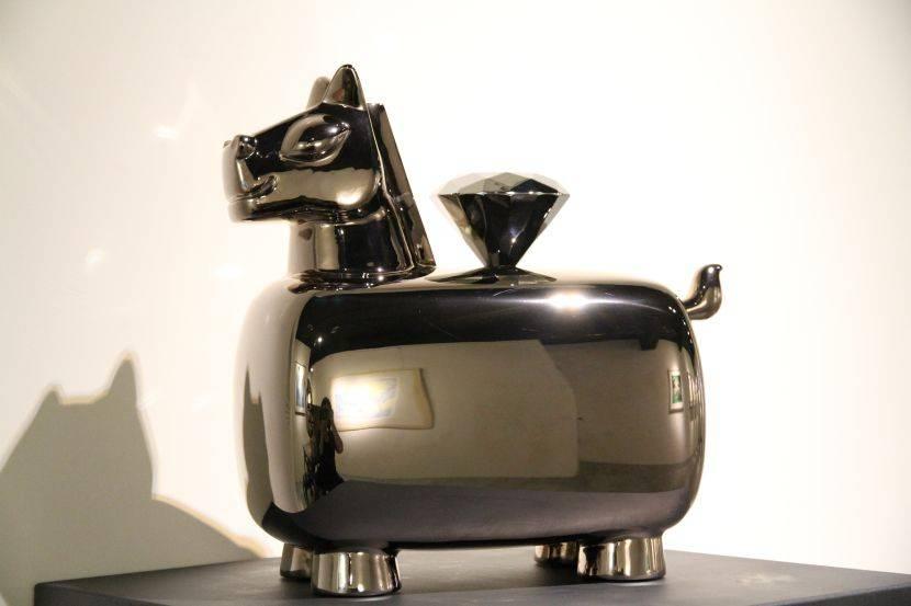 洪易 HUNG Yi〈馬上鑽 Diamond on a Horse〉