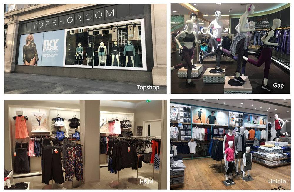 ailSport Retail Fashion