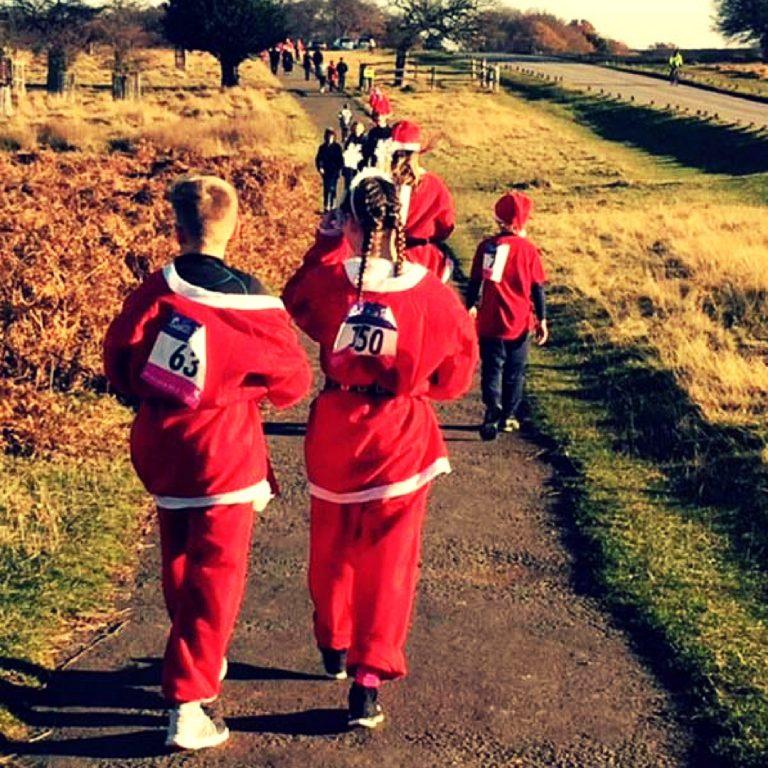 Santa Fun Run 2016