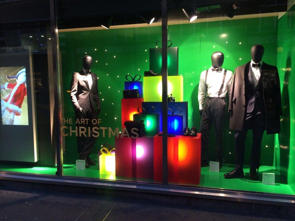 M&S Christmas 2015