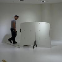 Installing a pop up