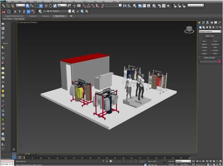 3D VM Planning