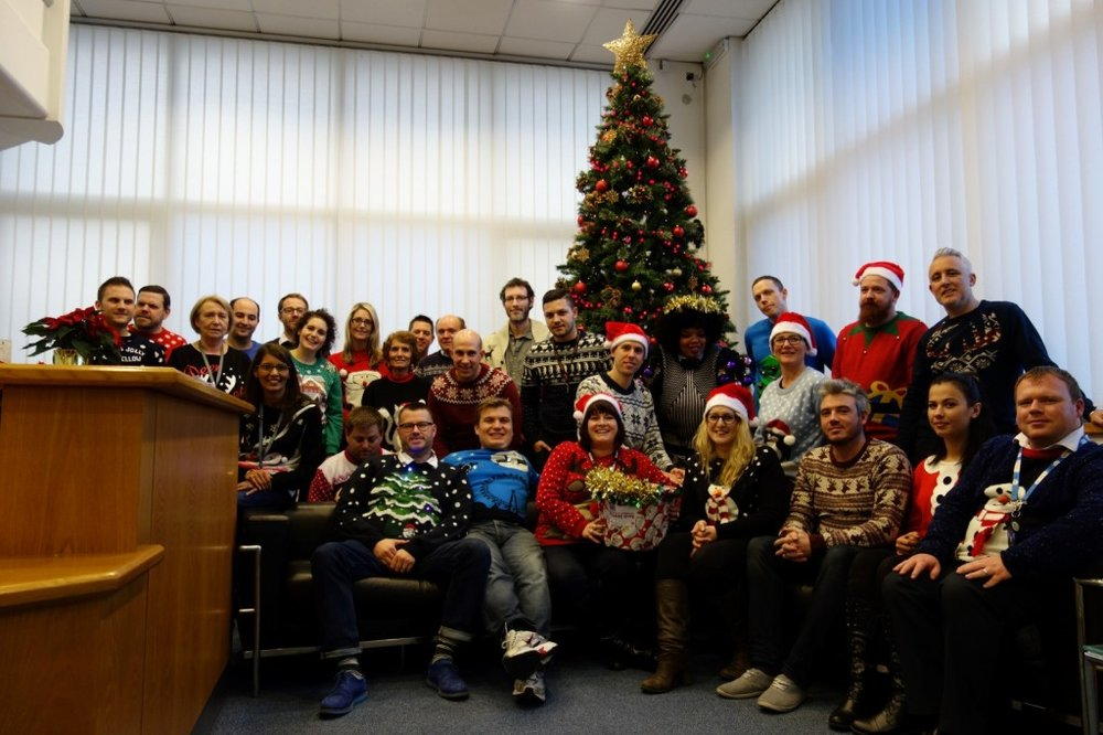 TRC Christmas Jumper Day