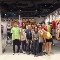 Reebok VM training in Korea