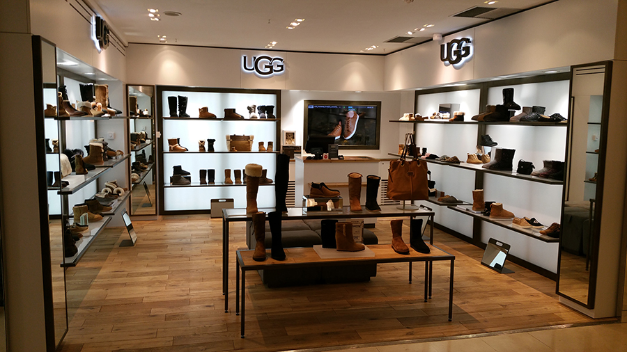 UGG Shop in Shop Printemps