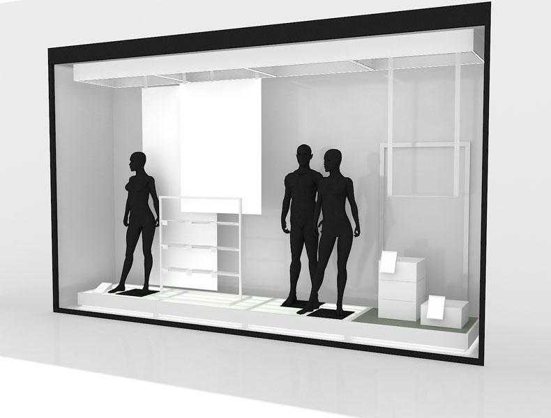 Adidas Window Kit Design