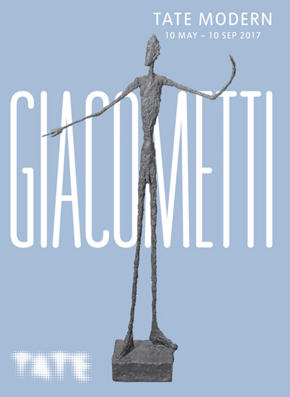 Alberto Giacometti at the Tate